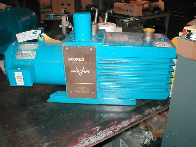 Stokes 023-445 - Vacuum pump repair and Sales