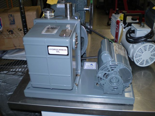 Welch 1373 - Vacuum pump repair and Sales