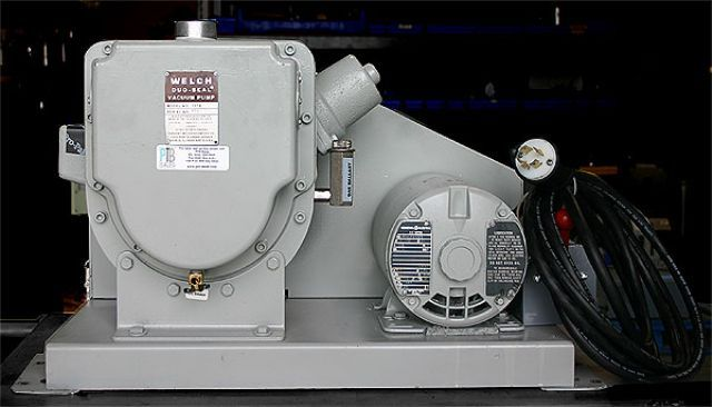 Welch 1374 - Vacuum pump repair and Sales