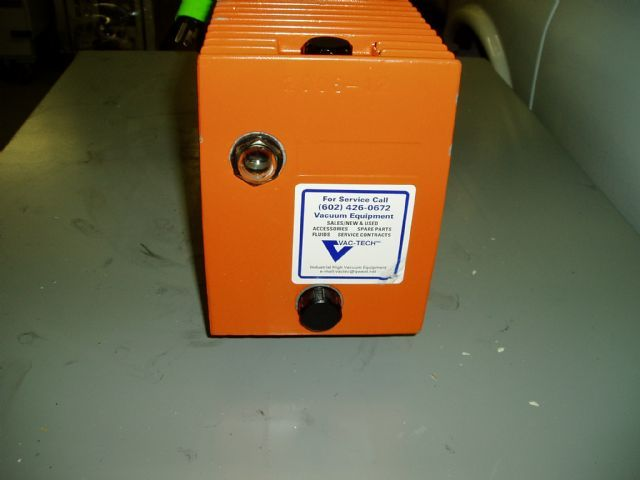 Alcatel 2008A - Vacuum pump repair and Sales