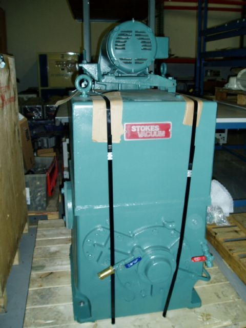 Stokes 412H.11 - Vacuum pump repair and Sales