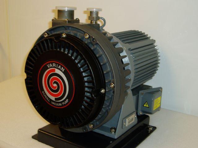 Varian 600DS - Vacuum pump repair and Sales