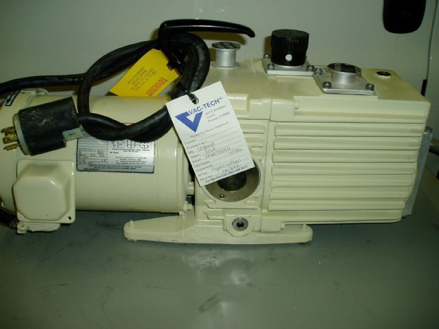 Leybold D16A - Vacuum pump repair and Sales