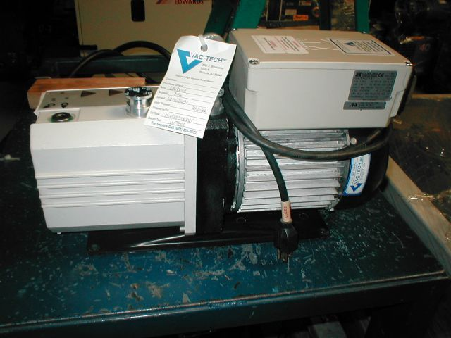 Leybold D5E - Vacuum pump repair and Sales
