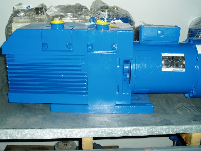 Leybold D65B - Vacuum pump repair and Sales