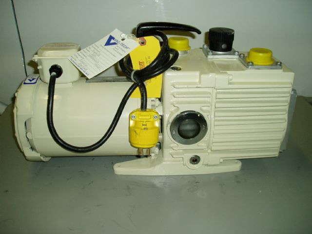 Leybold D8A - Vacuum pump repair and Sales