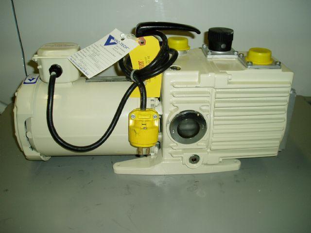 Leybold D8A - Vacuum pump repair and Sales