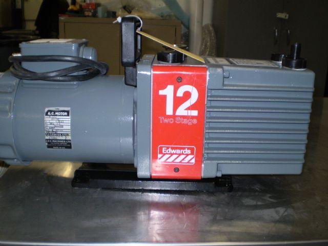 Edwards E2M12