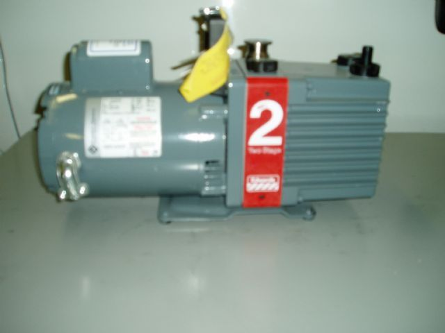 Edwards E2M2 - Vacuum pump repair and Sales