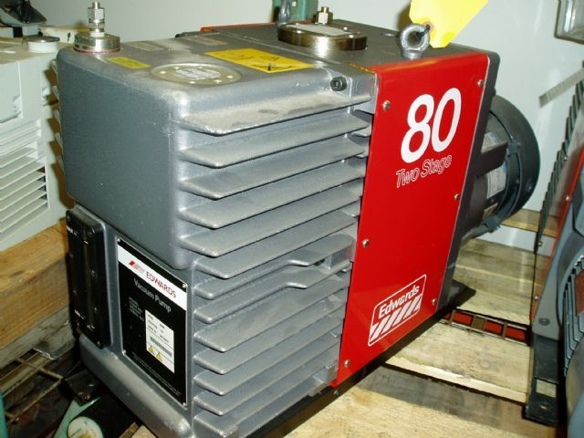 Edwards E2M80 - Vacuum pump repair and Sales