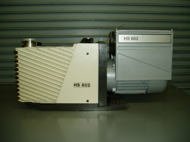 Varian HS602 - Vacuum pump repair and Sales