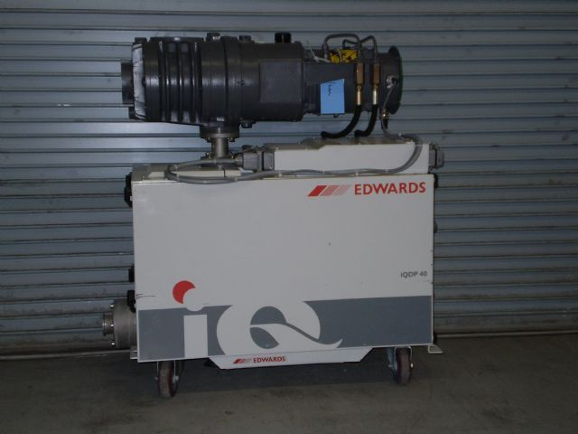 Edwards IQDP40-QMB250 - Vacuum pump repair and Sales
