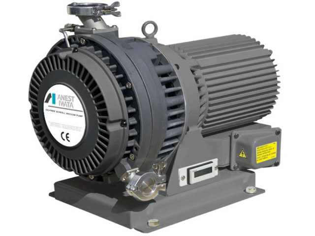 Anesta iwata ISP-250B - Vacuum pump repair and Sales