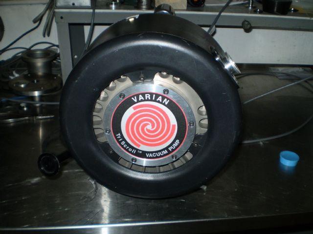 Varian PTS600