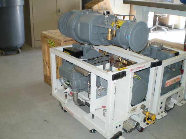Edwards QDP40-QMB250 - Vacuum pump repair and Sales