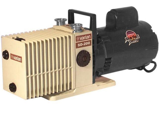 Varian SD200 - Vacuum pump repair and Sales