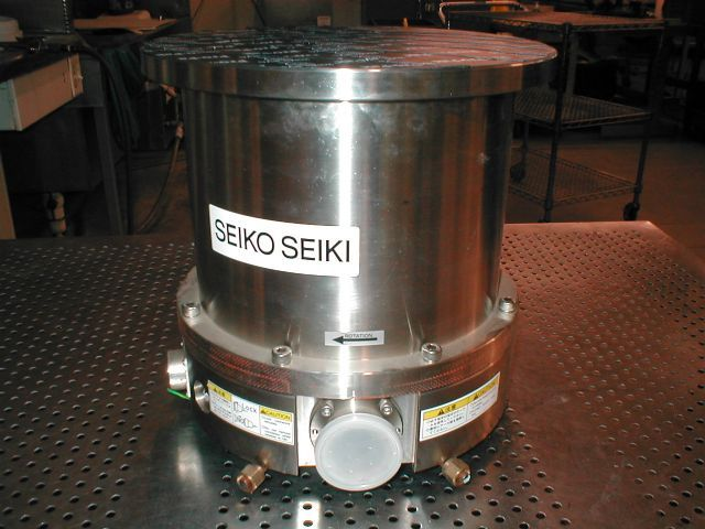Seiko seiki STP.H1301L - Vacuum pump repair and Sales