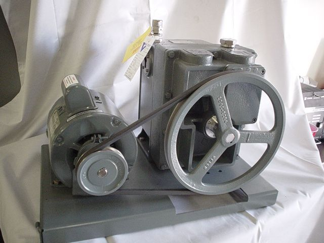 Welch 1376 - Vacuum pump repair and Sales