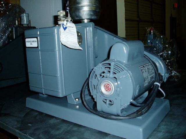 Welch 1402 - Vacuum pump repair and Sales