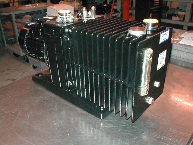 Alcatel 2063CP - Vacuum pump repair and Sales