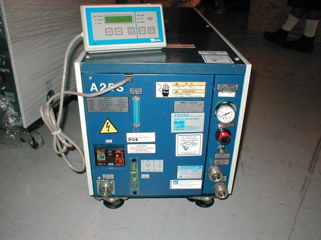 Ebara A25S - Vacuum pump repair and Sales