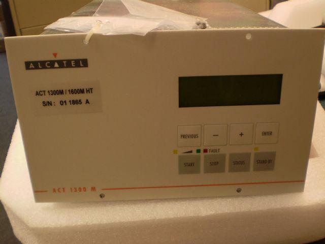 Alcatel ACT.1300M - Vacuum pump repair and Sales