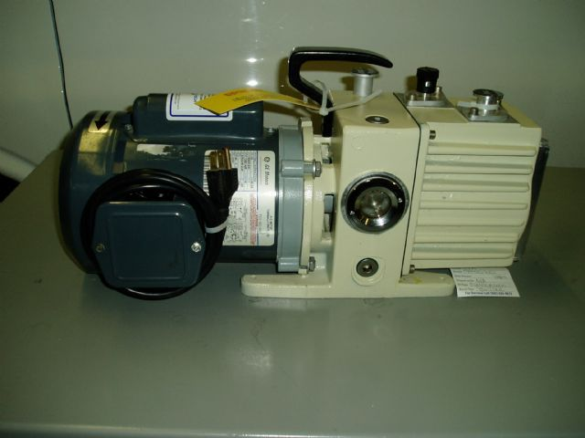 Leybold D2A - Vacuum pump repair and Sales