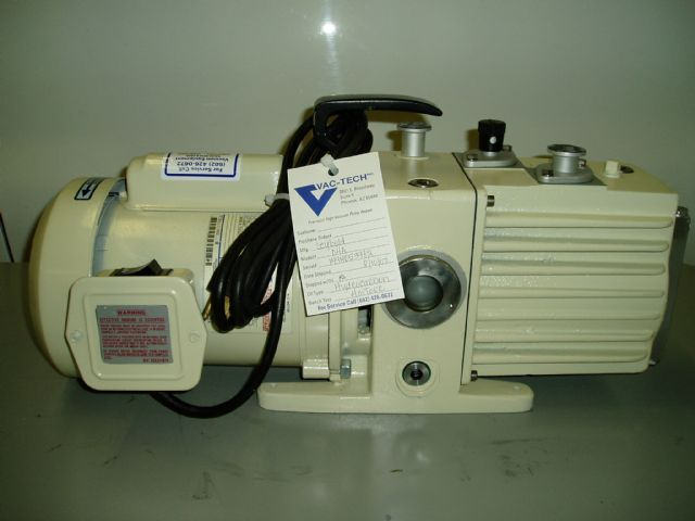Leybold D4AC - Vacuum pump repair and Sales
