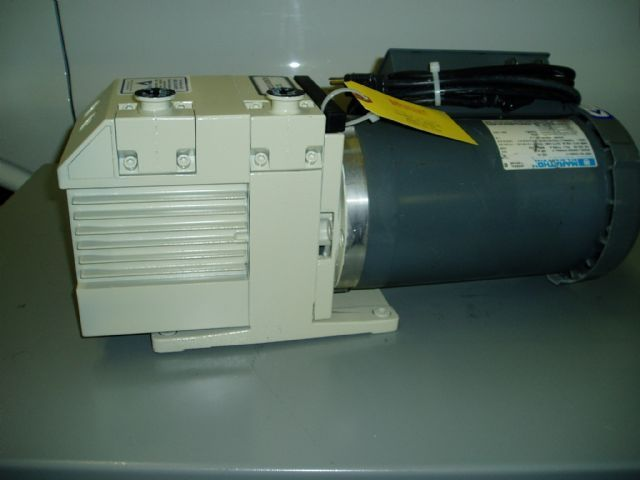 Leybold D4B - Vacuum pump repair and Sales