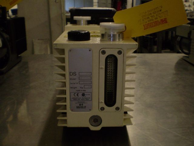 Varian DS302 - Vacuum pump repair and Sales