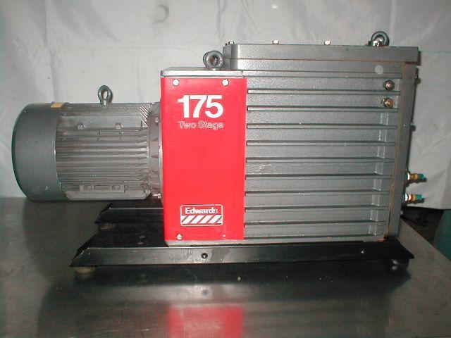 Edwards E2M175 - Vacuum pump repair and Sales