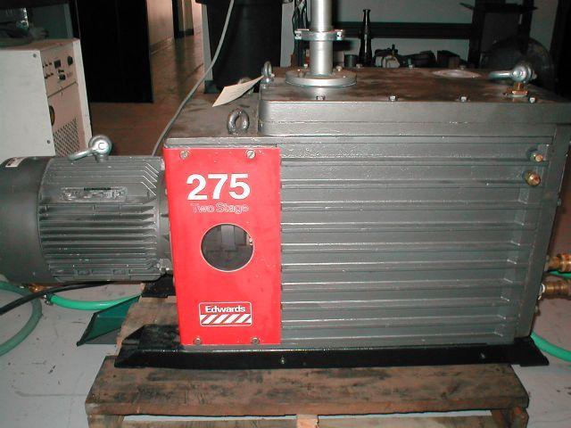 Edwards E2M275 - Vacuum pump repair and Sales