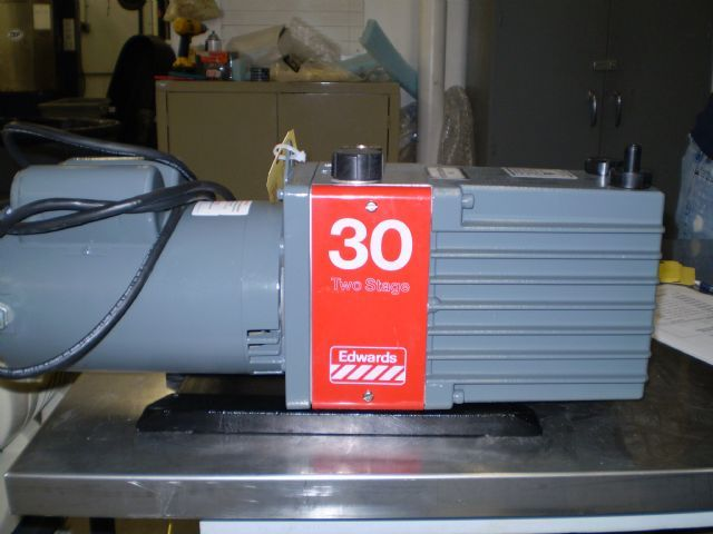 Edwards E2M30 - Vacuum pump repair and Sales