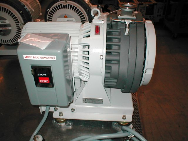 Edwards GVSP30 - Vacuum pump repair and Sales