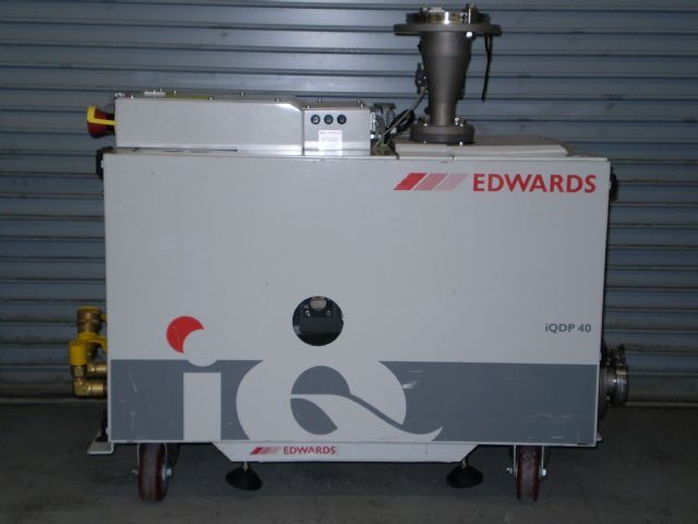 Edwards IQDP40 - Vacuum pump repair and Sales