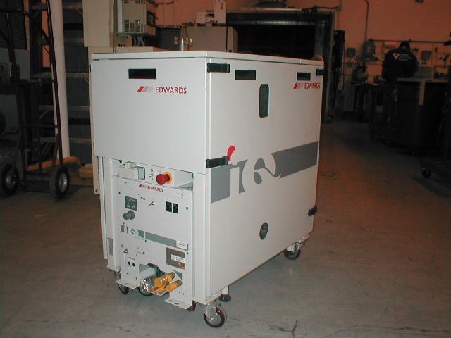 Edwards IQDP80-QMB500 - Vacuum pump repair and Sales
