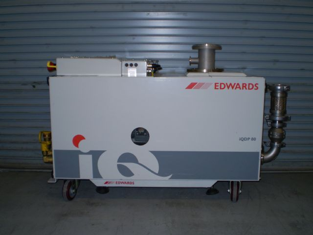 Edwards IQDP80 - Vacuum pump repair and Sales