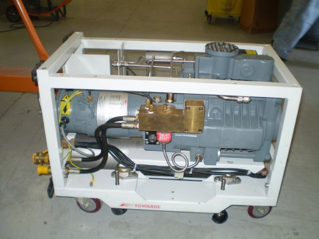 Edwards QDP40 - Vacuum pump repair and Sales