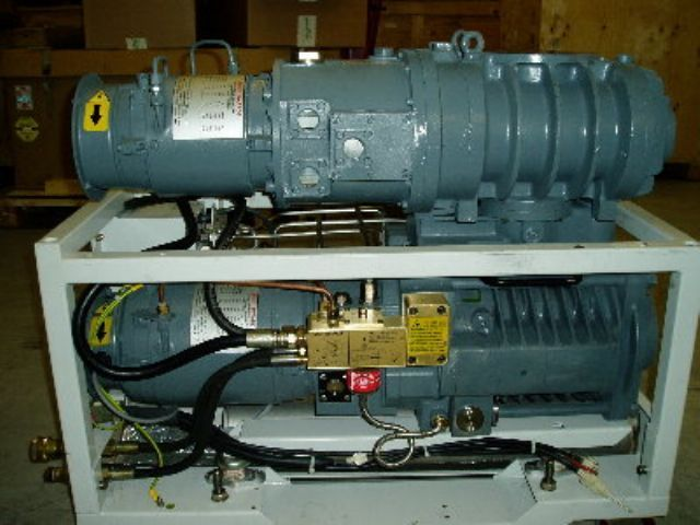Edwards QDP80-QMB500 - Vacuum pump repair and Sales