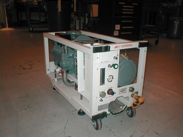 Edwards QDP80 - Vacuum pump repair and Sales