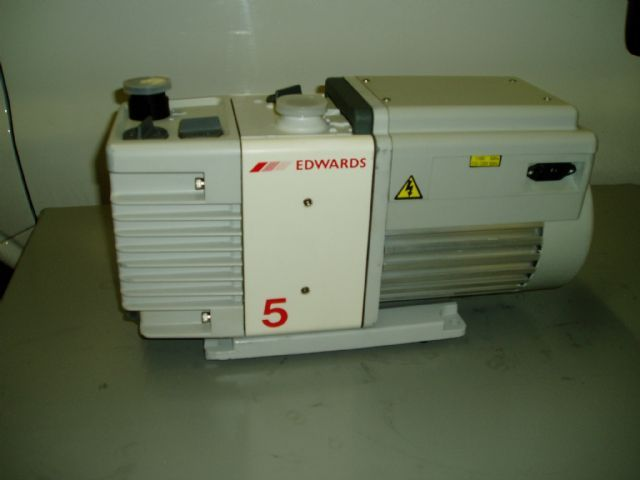 Edwards RV5 - Vacuum pump repair and Sales