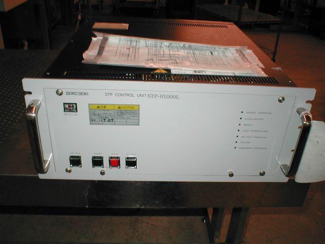 Seiko seiki SCU1000L - Vacuum pump repair and Sales