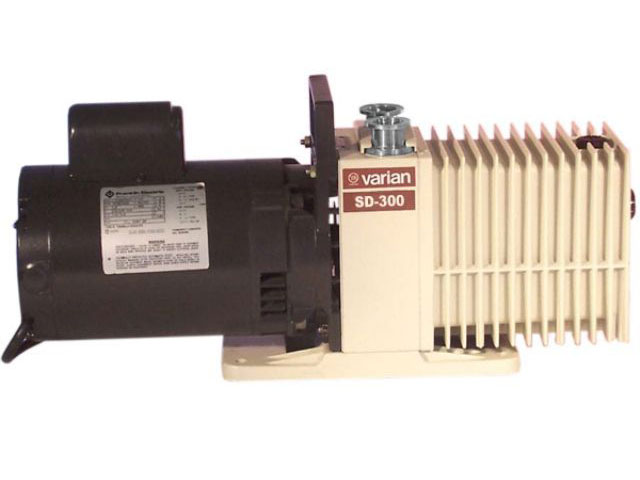 Varian SD300 - Vacuum pump repair and Sales
