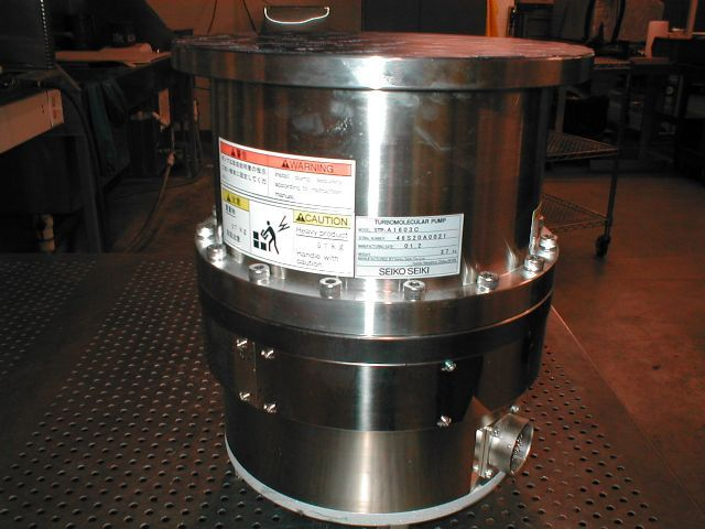 Seiko seiki STP.A1603C - Vacuum pump repair and Sales