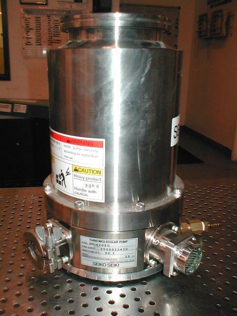 Seiko seiki STP.H200C - Vacuum pump repair and Sales
