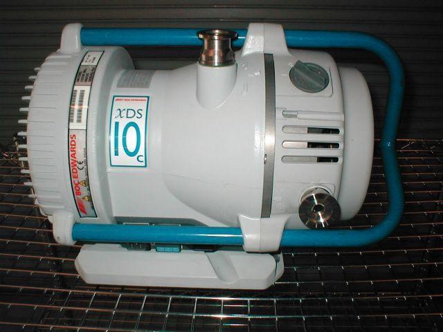 Edwards XDS10C - Vacuum pump repair and Sales