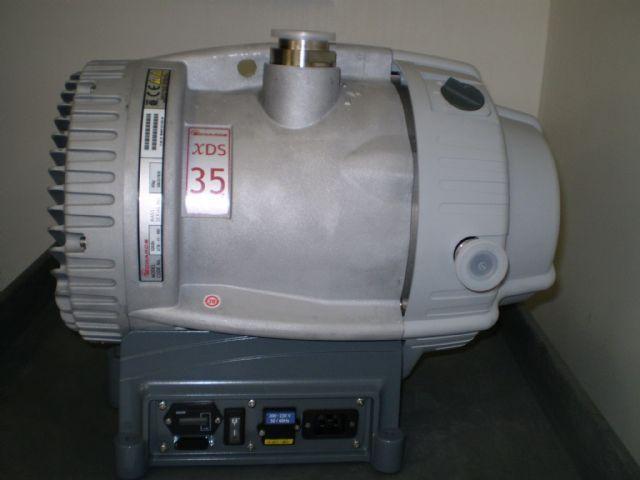 Edwards XDS35I - Vacuum pump repair and Sales